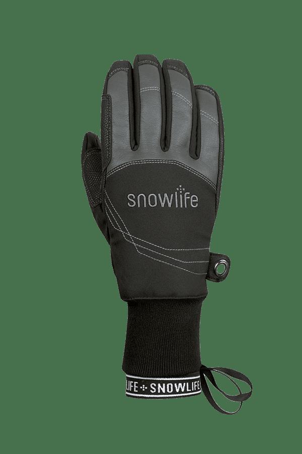 Winter- und Ski-Handschuh mit Dry-Tect Membrane, Glove, schwarz