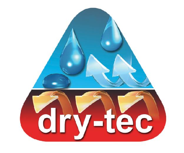 Dry-Tec Logo, wasser- und winddichte Membran
