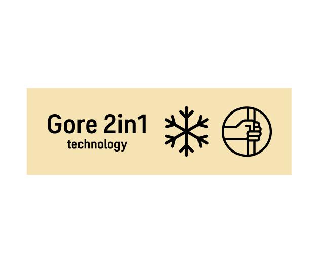 GORE-TEX 2in1 Handschuhe