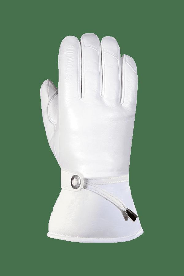 Winter- und Ski-Handschuh, Glove, Frauen, Dry-Tec, Primasoft, weiss