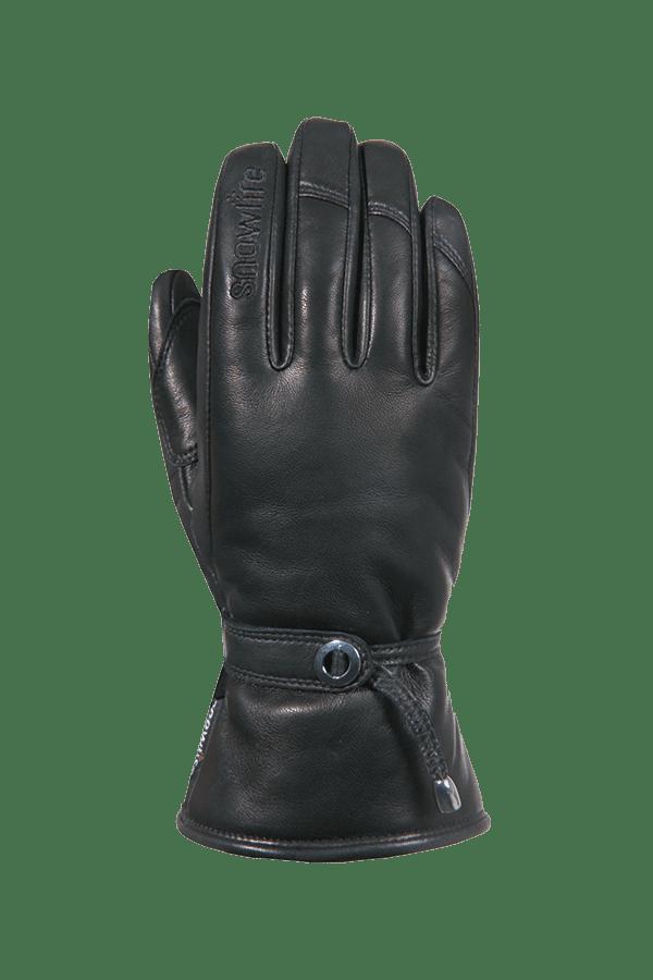 Winter- und Ski-Handschuh, Glove, Frauen, Dry-Tec, Primasoft, schwarz