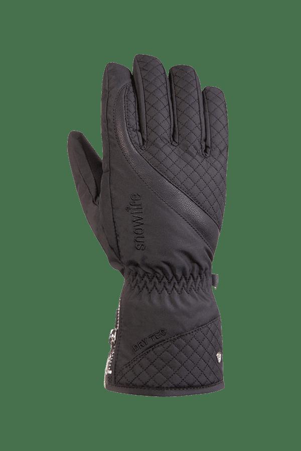 Winter- und Ski-Handschuh, Glove, Dry-Tec, schwarz