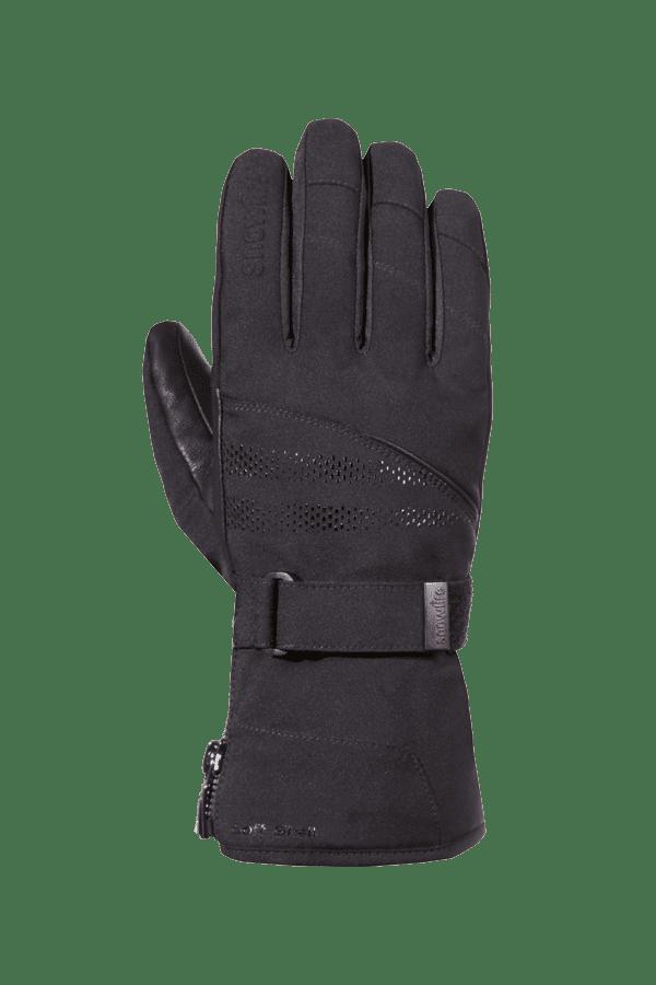 Winter- und Ski-Handschuh, Glove, schwarz, Männer