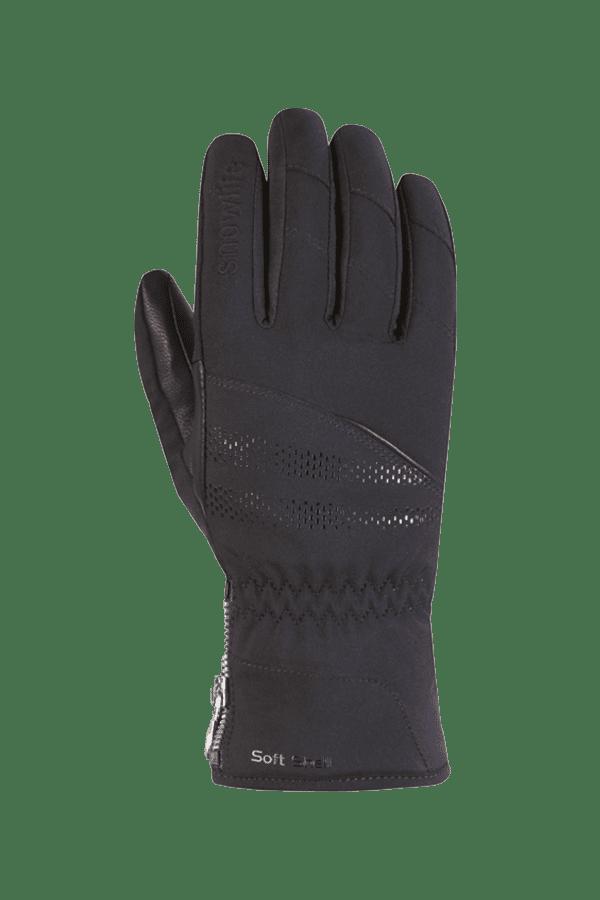 Winter- und Ski-Handschuh, Glove, schwarz, Frauen