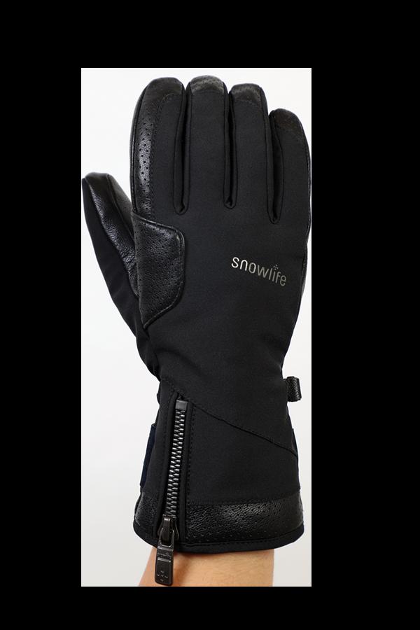 Ovis GTX Glove, edel Handschuh, hohe Qualität, mit Gore-Tex Membran, schwarz