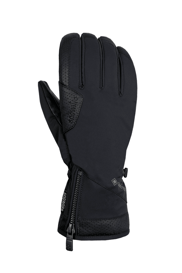 Winter- und Ski-Handschuh, Glove, Lavalan, midnight, black