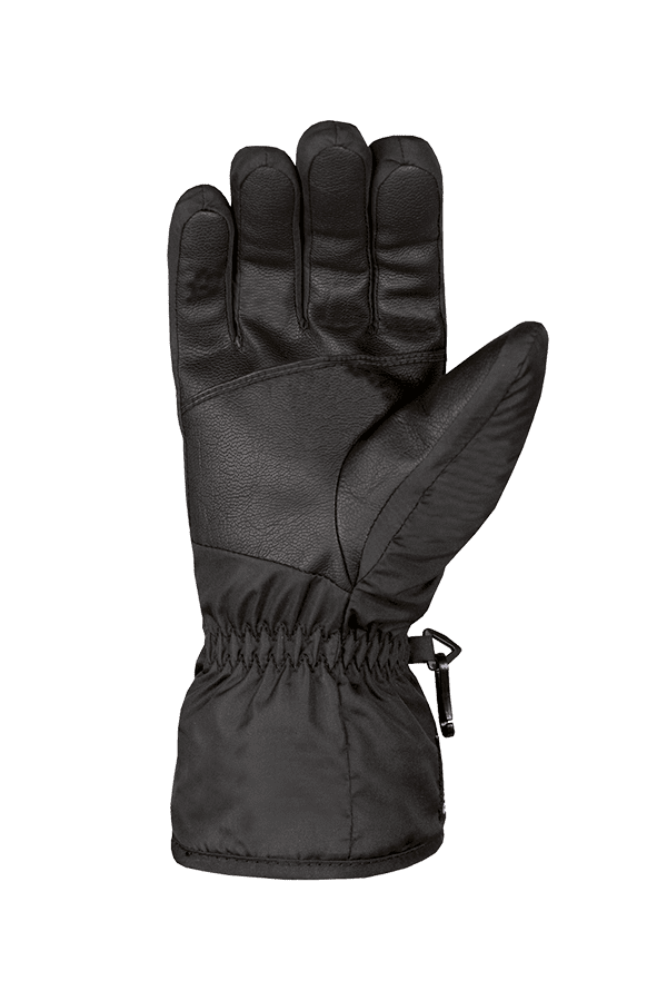 Winter- und Ski-Handschuh, Glove, robust, schwarz