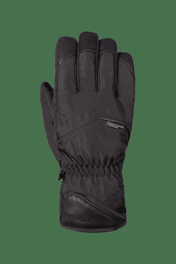 Winter- und Ski-Handschuh, Glove, schwarz