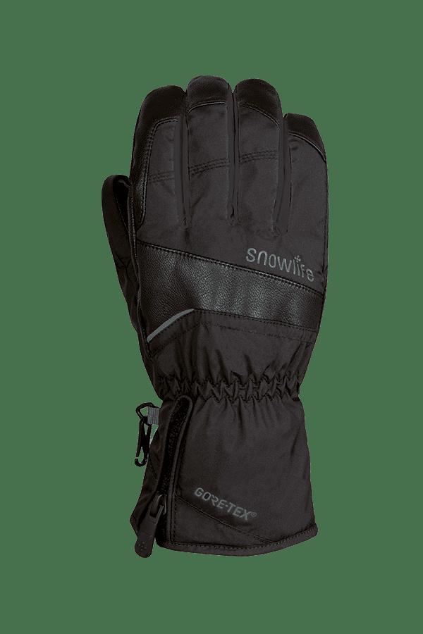 Winter- und Ski-Handschuh, Glove, Gore-Tex, schwarz