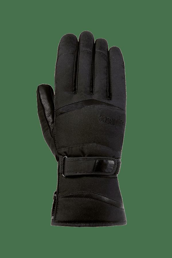 Winter- und Ski-Handschuh, Glove, Primaloft, Männer, schwarz