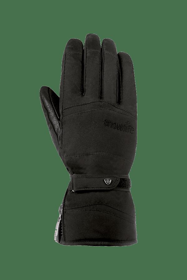 Winter- und Ski-Handschuh, Glove, Primaloft, Frauen, schwarz