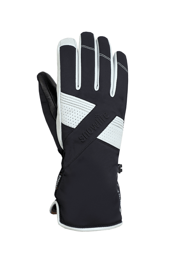 Winter- und Ski-Handschuh mit Gore-Tex 2 in 1 Technologie, Glove, midnight, light