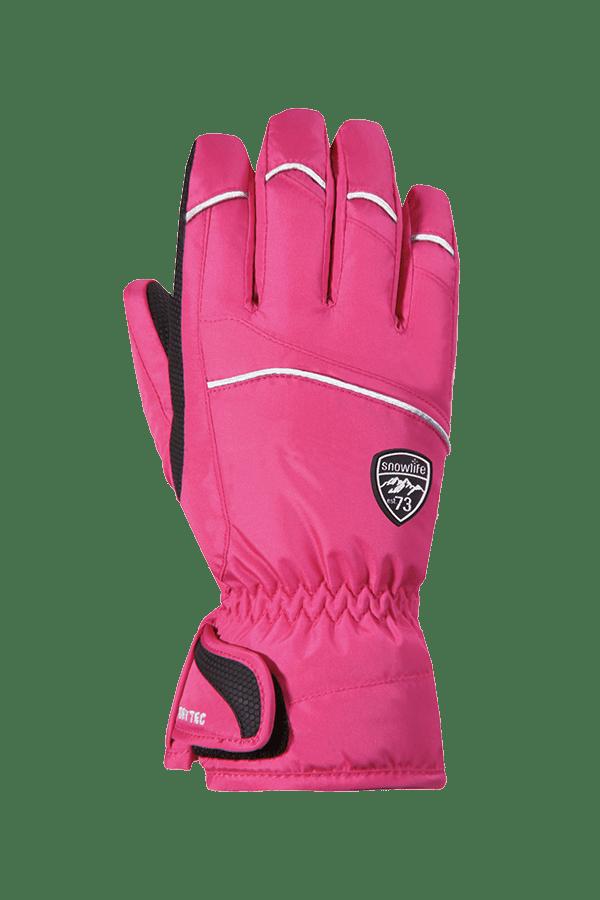 Winter- und Ski-Handschuh mit Dry-Tec, Glove, pink