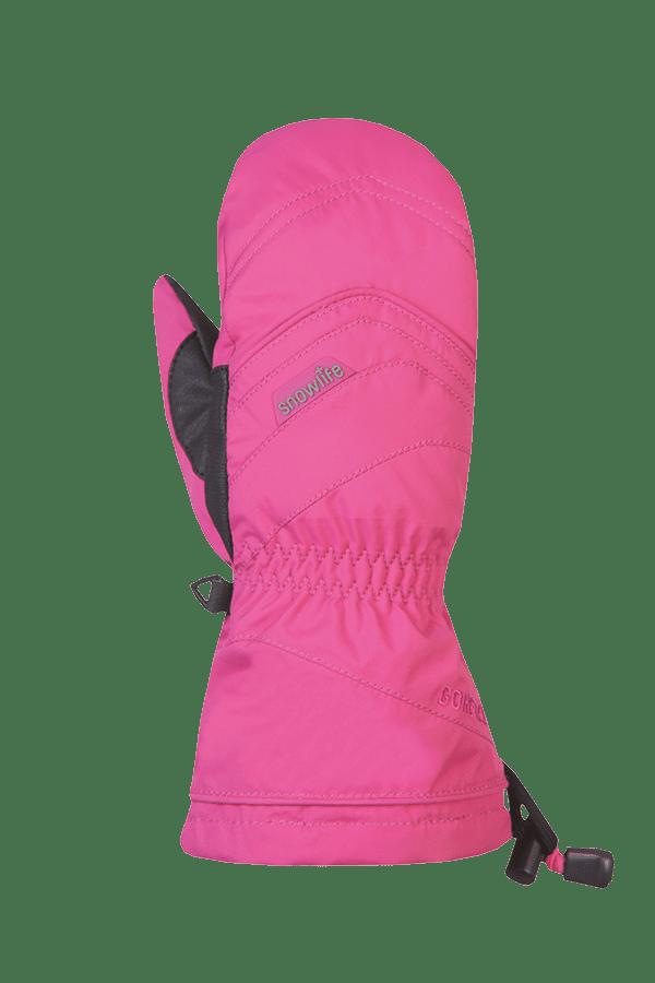 Winter- und Ski-Handschuh mit Gore-Tex Membrane, Fäustlinge, Glove, magenta