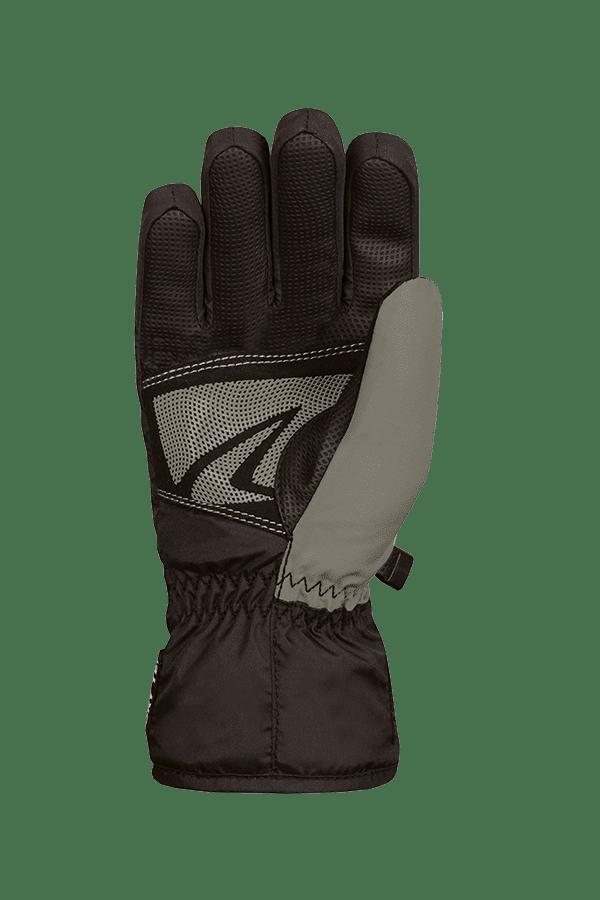 Winter- und Ski-Handschuh mit Dry-Tec, Glove, schwarz, grau