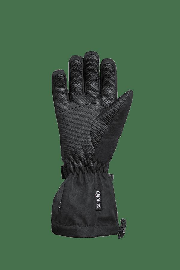 Kinder Winter- und Ski-Handschuh mit Dry-Tec Membrane, Glove, schwarz