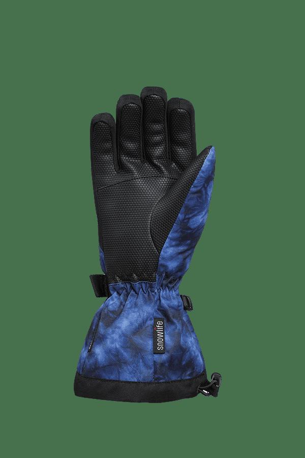 Kinder Winter- und Ski-Handschuh mit Dry-Tec Membrane, Glove, blue aqua