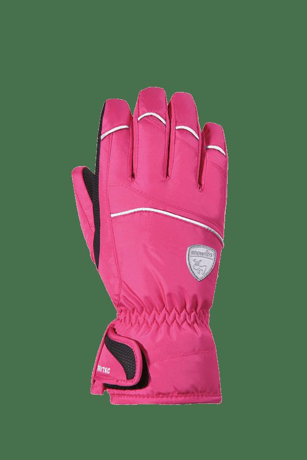 Kinder Winter- und Ski-Handschuh mit Dry-Tec Membrane, Glove, pink