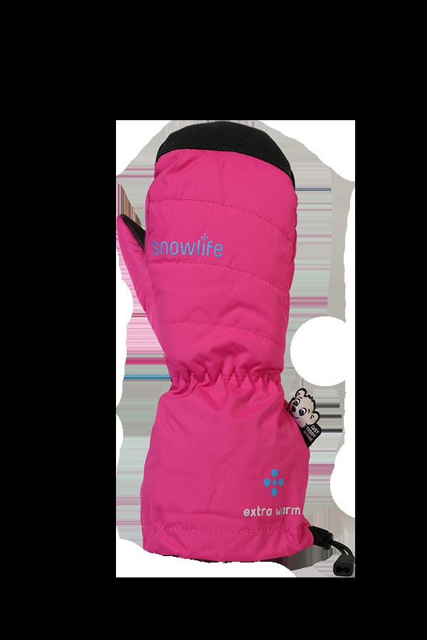 Kinder Winter- und Ski-Handschuh, Fäustlinge, Glove, pink