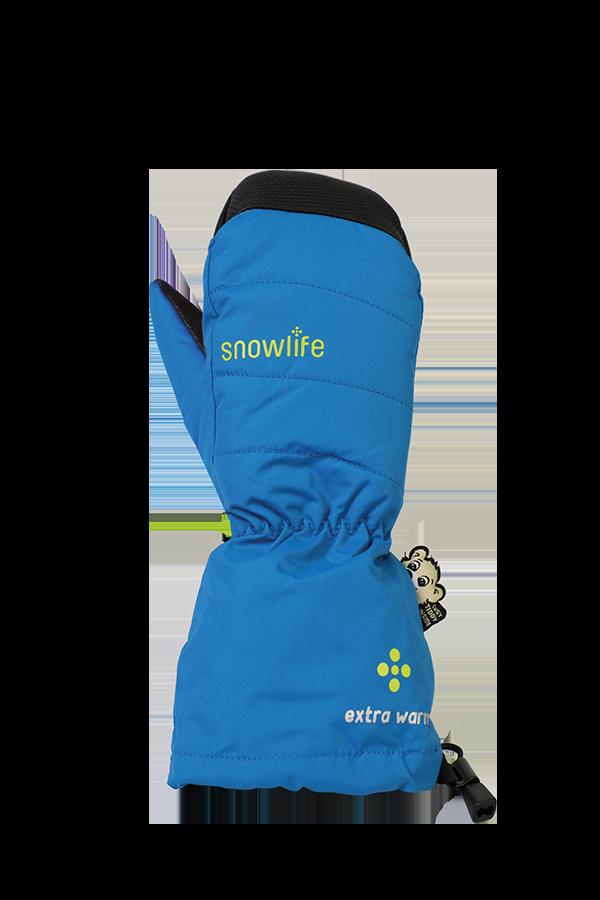 Kinder Winter- und Ski-Handschuh, Fäustlinge, Glove, blau
