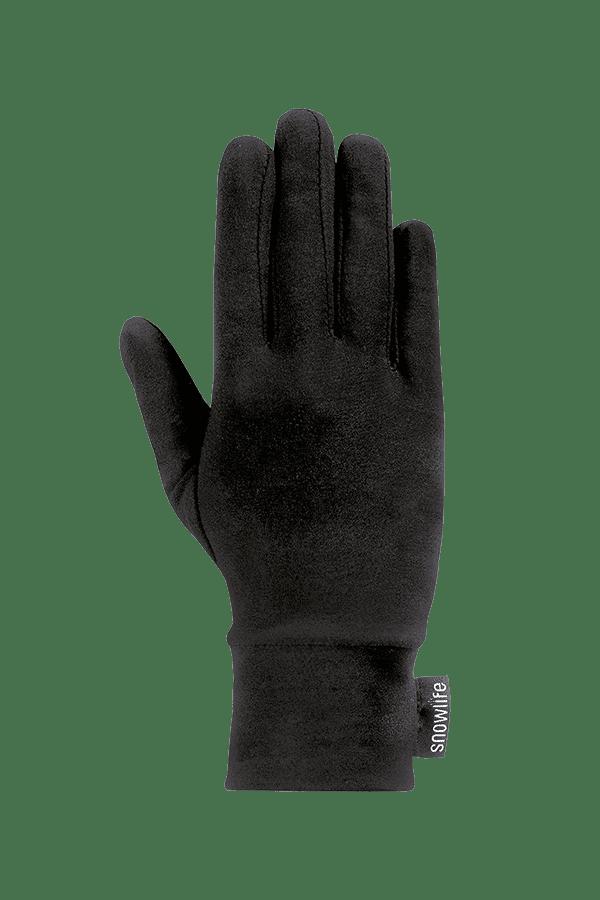 Winter- und City-Handschuh aus Lycra, Glove, schwarz