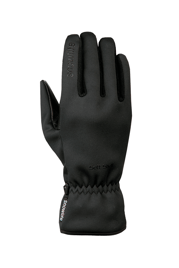 Mehrzweck-Handschuh mit Gore-Tex Infinium Windstopper Technologie, Glove, schwarz
