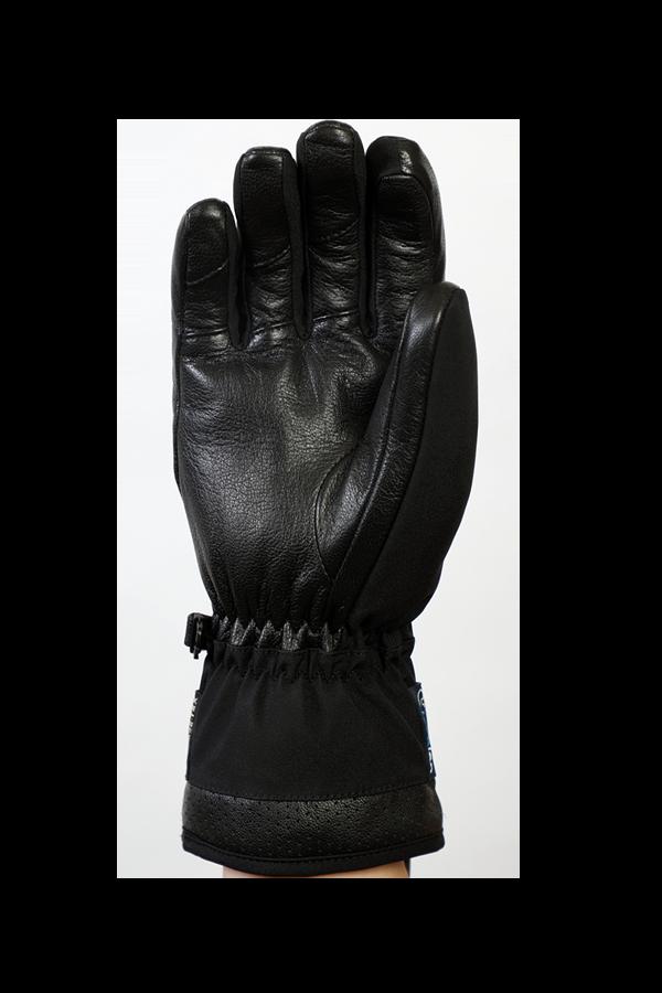 Ovis GTX Glove, noble glove, high quality, with Gore-Tex membrane, black