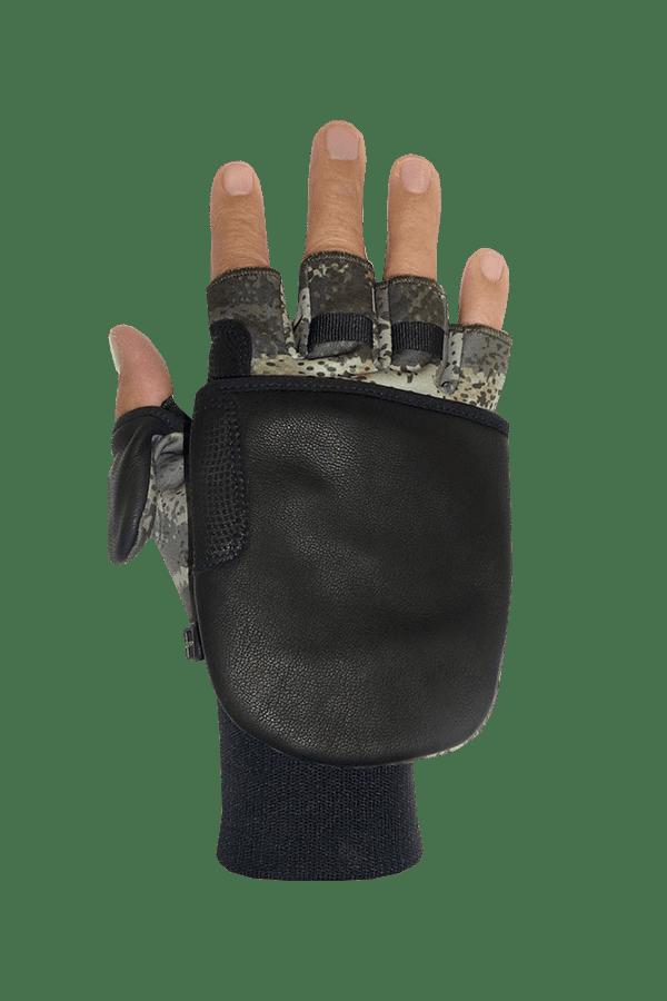 Mehrzweck-Handschuh mit Faustkappe, Glove, gruen