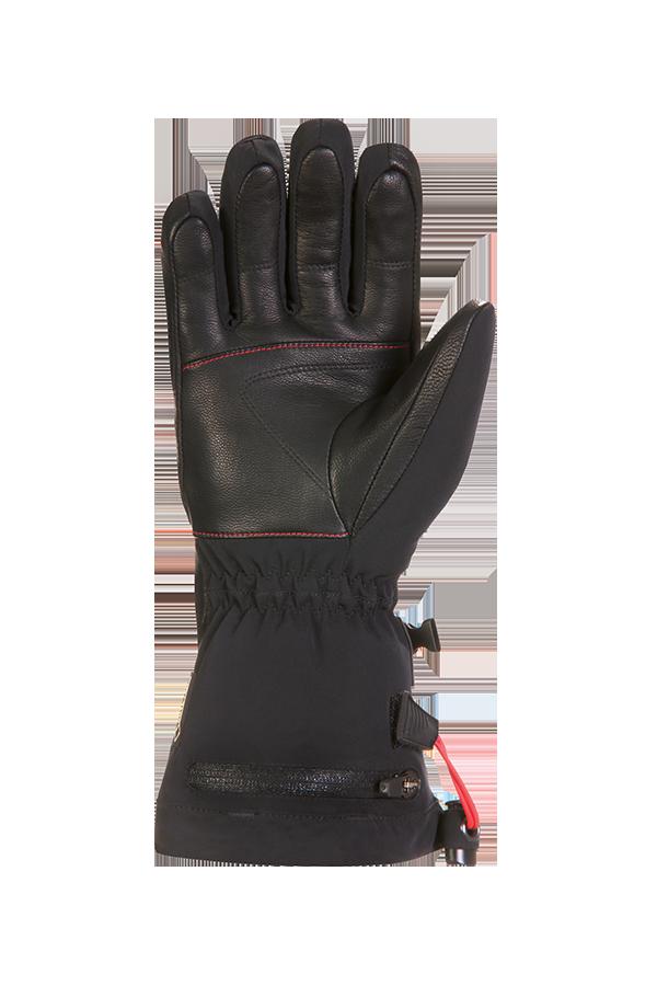 Heat GTX Glove, with Gore-Tex Membran, black, wind and waterproof