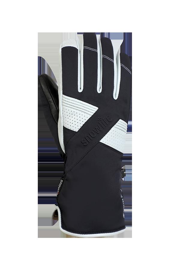 Chamber GTX Glove, gant avec technologie Gore-Tex 2 in 1, dans les couleurs bleu et blanc.