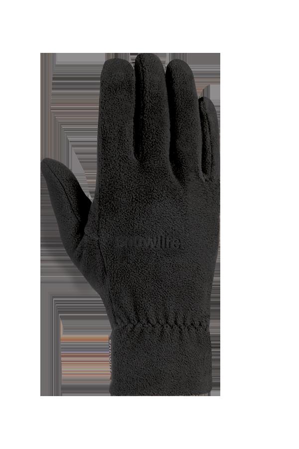 City Fleece Glove, Gants, noir