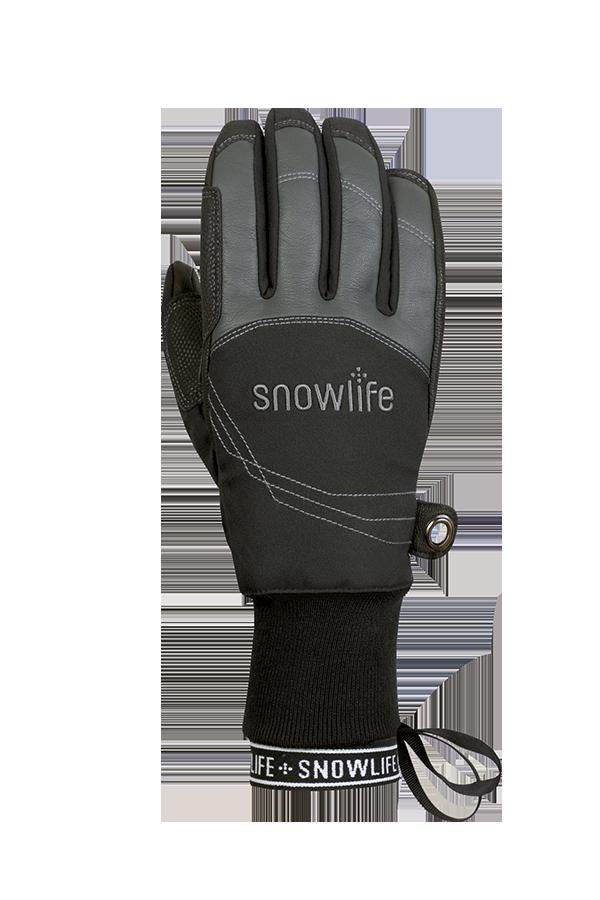 Flow DT Glove, black, grey