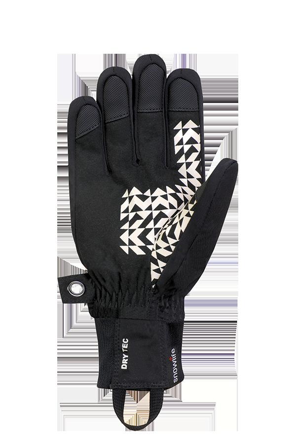 Future DT Glove, Freeride,blue, white, dark red