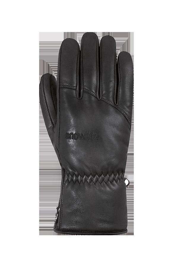 Grand Soft DT Glove, Gants de cuir, hommes, noir