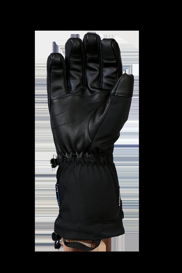 Heat DT Glove, Gants chauffant, tres chaud, avec batterie, noir