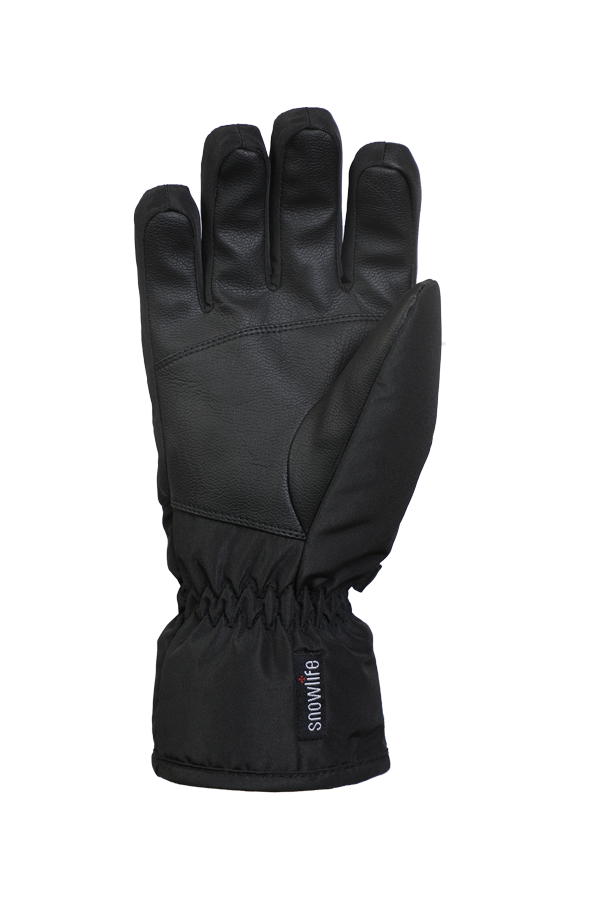 Junior Orion DT Glove, kid gloves, warm, water resistant, black