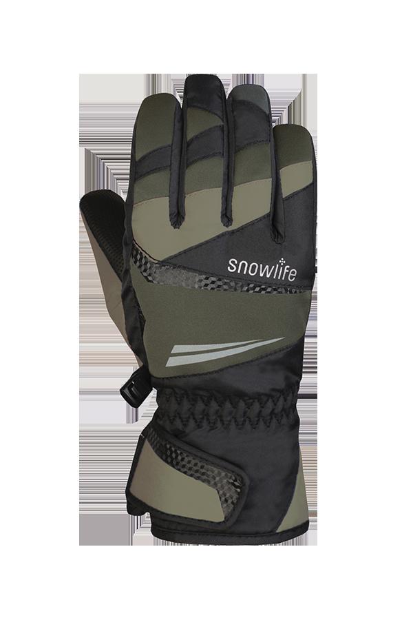 Juniors Racer DT Glove, Gants de jeunes, Race, gris