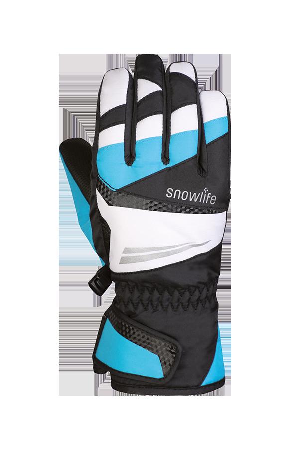 Juniors Racer DT Glove, Gants de jeunes, Race, bleu