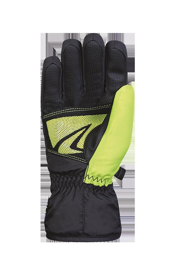Juniors Racer DT Glove, Racing Gloves, Winter, Childern, green