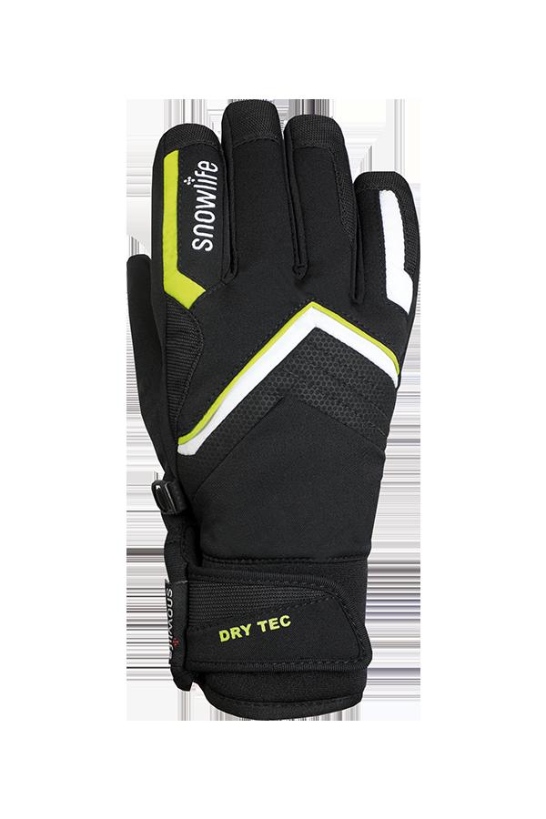 Juniors Rapid DT Glove, Gants pour jeunes, Race, vert