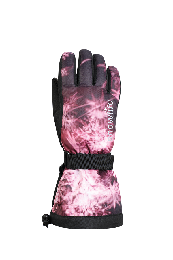 Kinds Long Cuff DT Glove, rosa