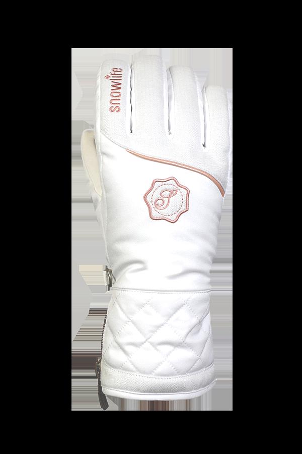 Lady Audrey DT Glove, womens glove, elegant, white, beige