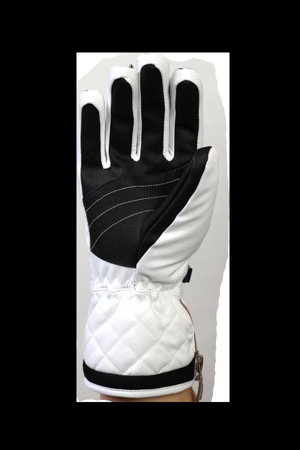 Lady Audrey DT Glove, Glove for Women, elegant, black, white