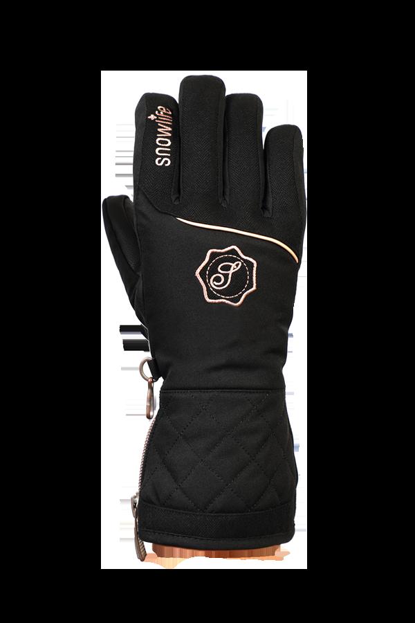 Lady Audrey DT Glove, Gants pour femme, elegant, noir