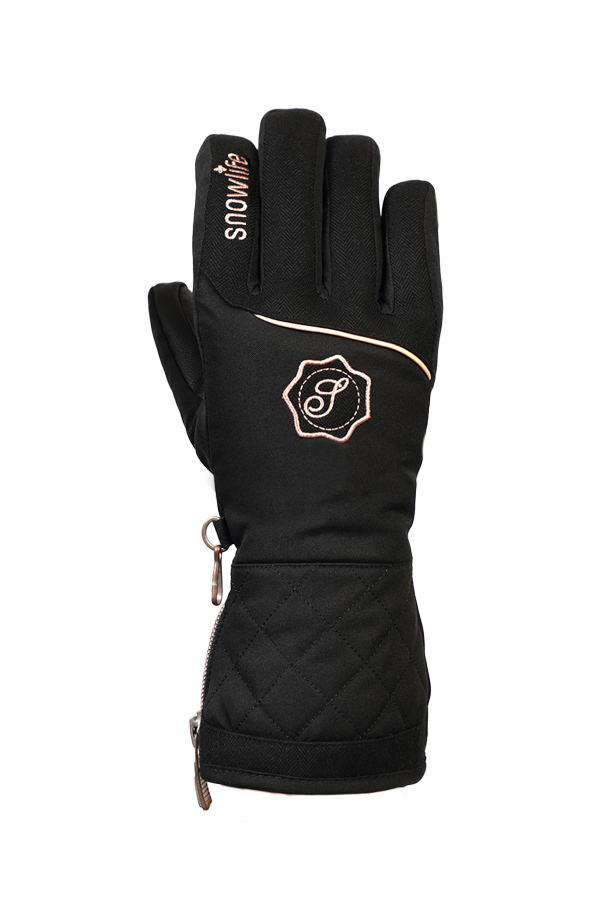 Lady Audrey DT Glove, Glove for Women, elegant, black