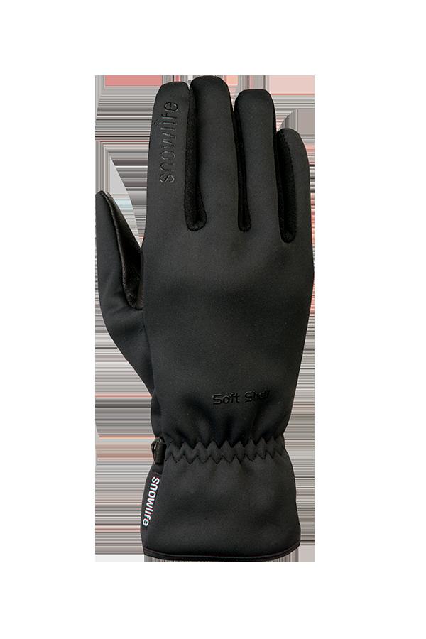 Multi WS Soft Shell Glove, black