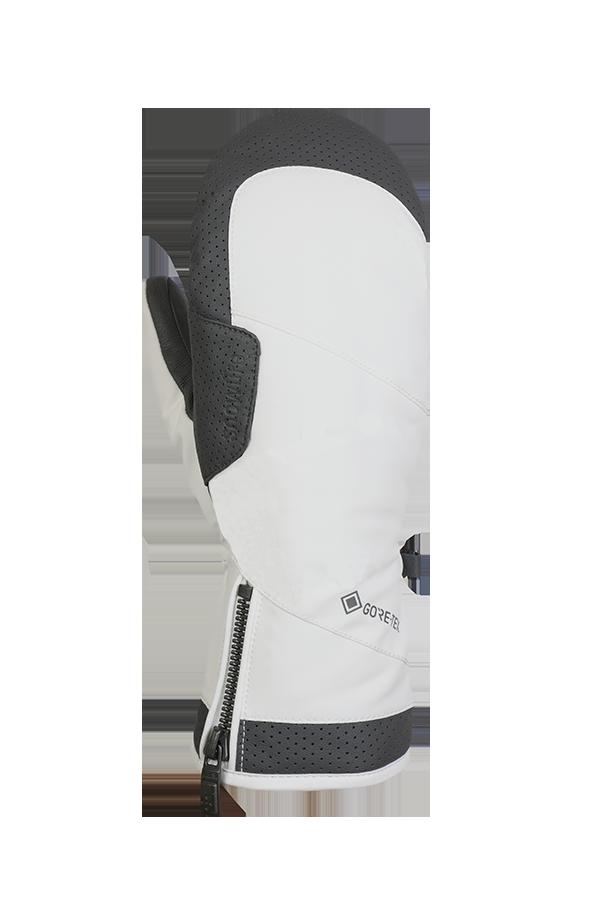 Ovis GTX Glove, Gants, Moufles avex Gore-Tex Membran, blanc