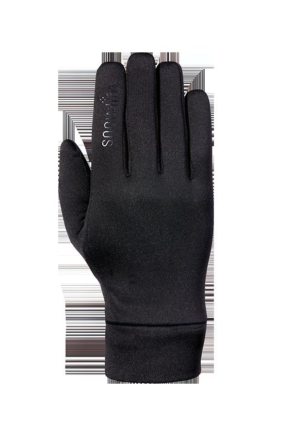 Power Stretch Glove, Gants, noir