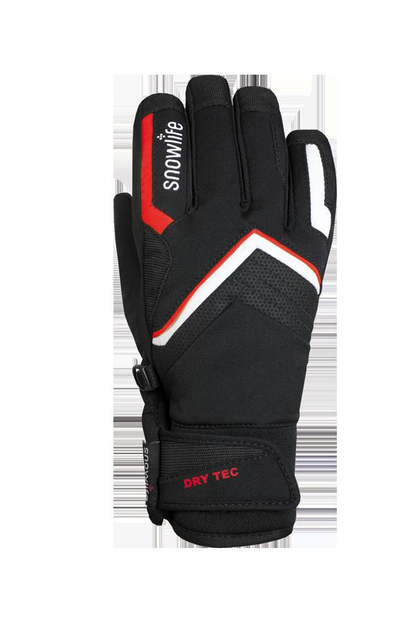 Rapid DT Glove, Gants, Race, rouge