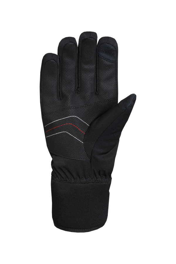 Rapid DT Glove, Alpine Race, balck, red